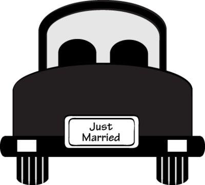 Married Limo Clip Art Wedding Clip Art Car Clip Art Free Clipart ...