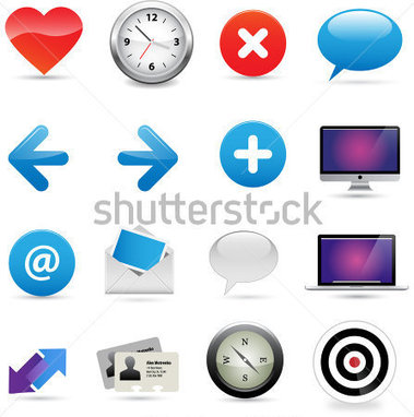 Multiple Business Icons Related To Stock Vector   Clipart Me