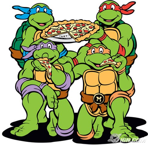 Tmnt Pizza Toppings   Teenagemutantninjaturtles Com