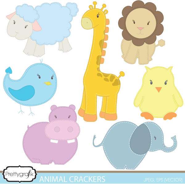 Zoo Animals Clipart Zoo Animals Clipart     4 95   Prettygrafik