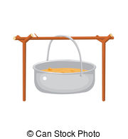 Boiling Pot Clipart And Stock Illustrations  1355 Boiling Pot Vector