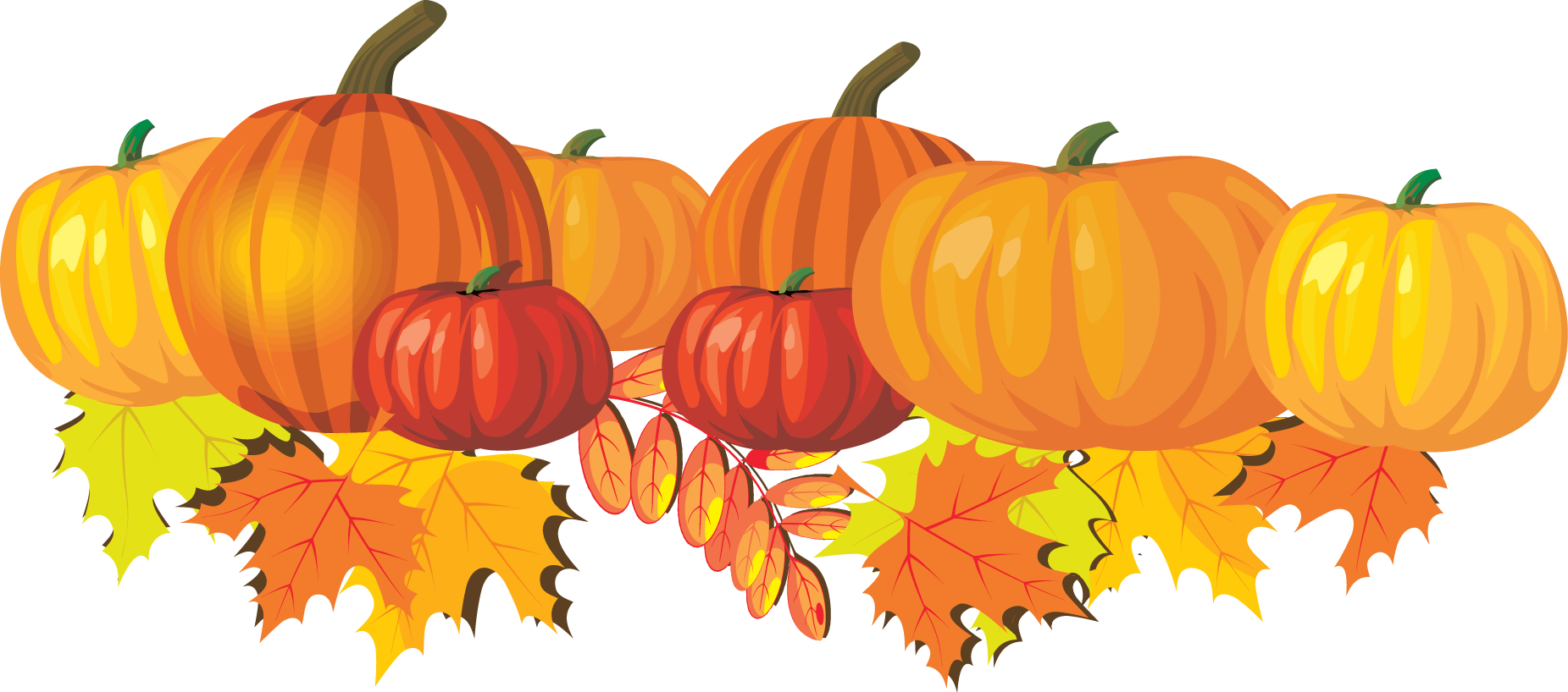 Clip Art Fall Leaves Clip Art Free pumpkins and fall leaves clipart kid if you have any questions please contact katie bowden with our social