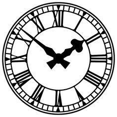 Old Clock Clipart - Clipart Kid