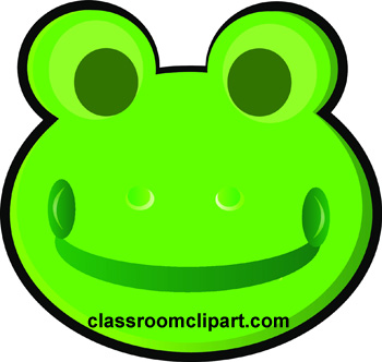 Sad Frog Face Clipart   Cliparthut   Free Clipart