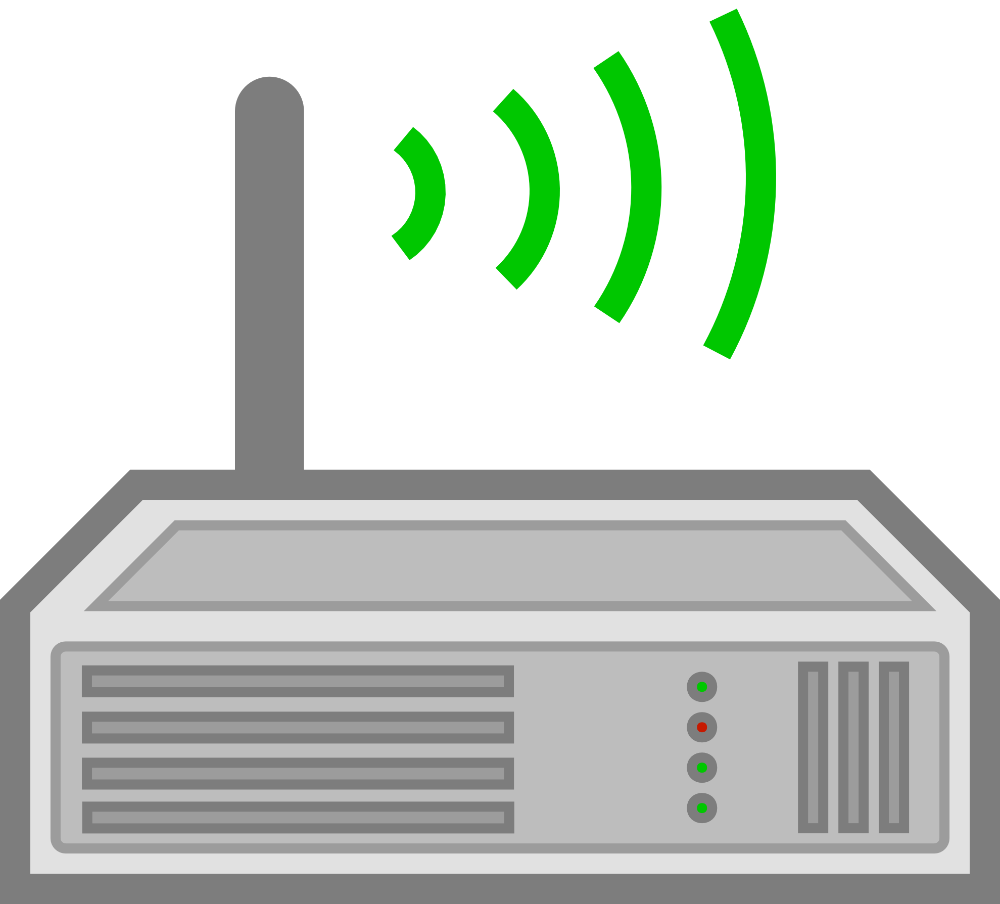 Router Clipart ... Computer Hardware Clipart
