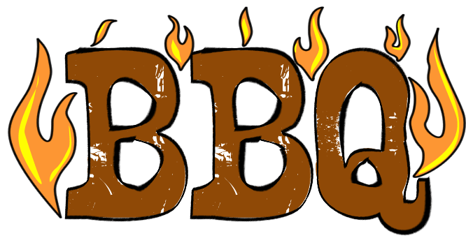 Bbq Clipart Word Bbq Png   Clipart Panda   Free Clipart Images