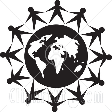 Black And White People Shaking Hands Clipart   Fashionplaceface Com