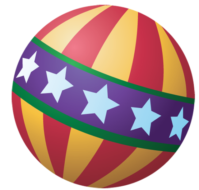 Toy Ball Clip Art : Bouncy ball clipart suggest
