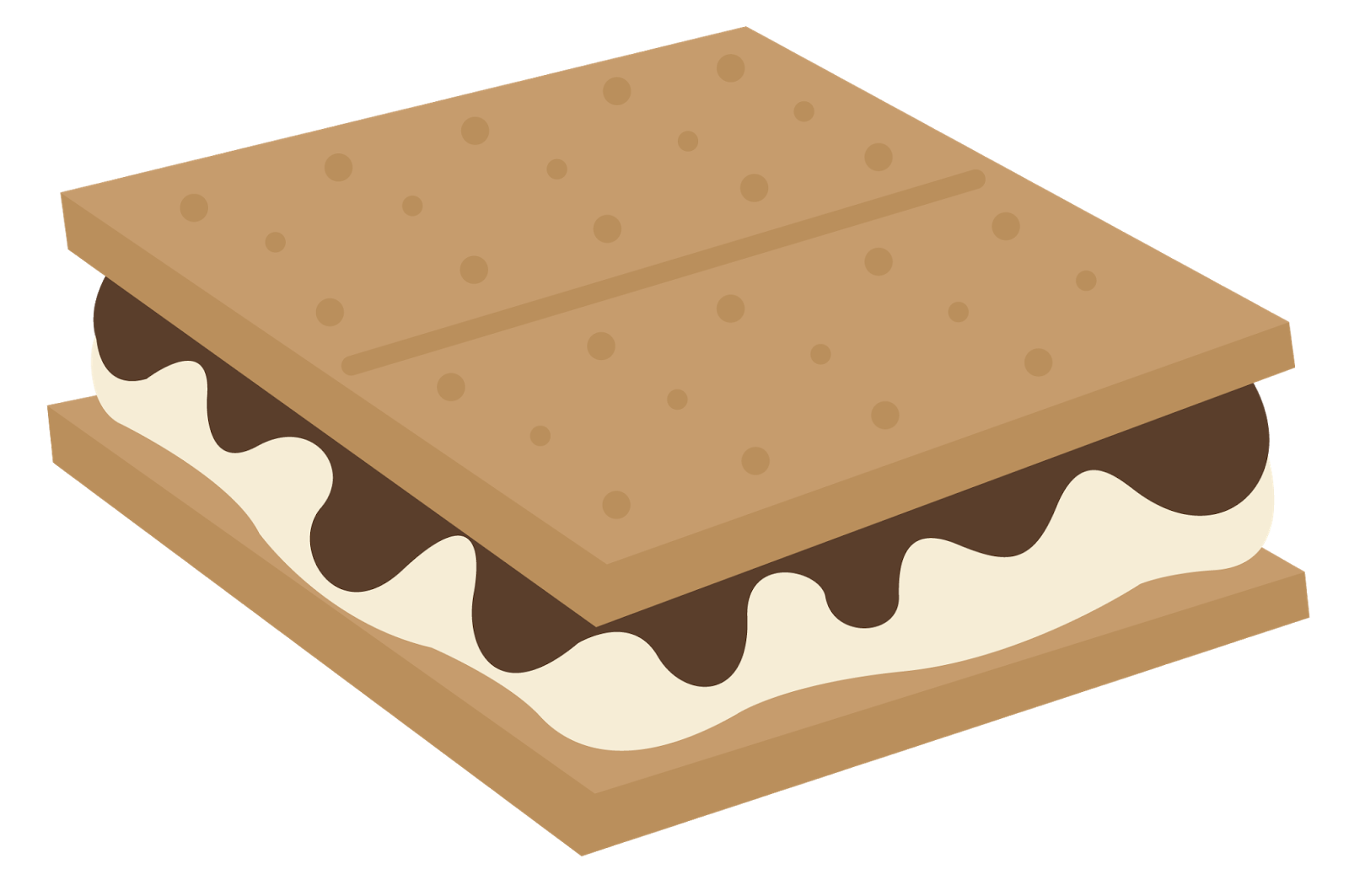 Clip Art Smore Clipart smores clipart kid grant avenue design freebie friday yummy s mores