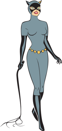 Catwoman clipart clipart suggest - Dessin catwoman ...