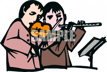 Royalty Free Flute Clip Art Entertainment Clipart