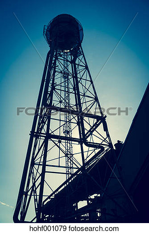 Stock Photograph Of Germany Dortmund Former Steel Mill Phoenix West