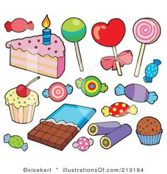 Candy Store On Pinterest   Clip Art Candy Stores And Lollipops