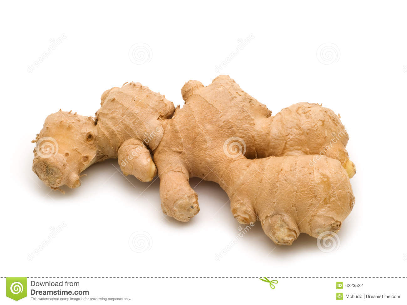 Ginger Root Stock Photography   Image  6223522