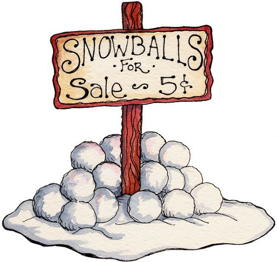 funny snowball fight clipart clipart suggest