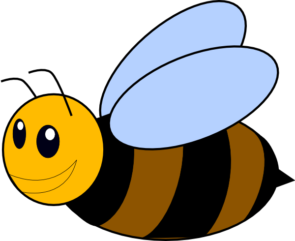 royalty free bee clipart - photo #7