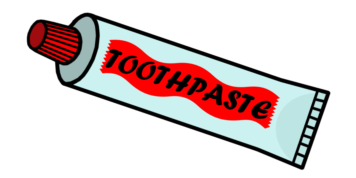Mayhem   Resources In Restoration  Cleaning Ideas Using Toothpaste