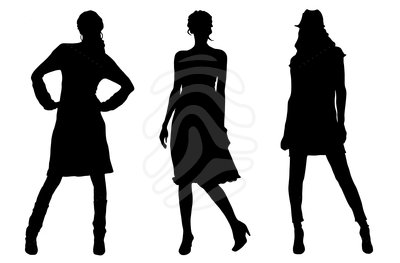 Model Clipart Girls Without People Model Clipart 81215041 Jpg