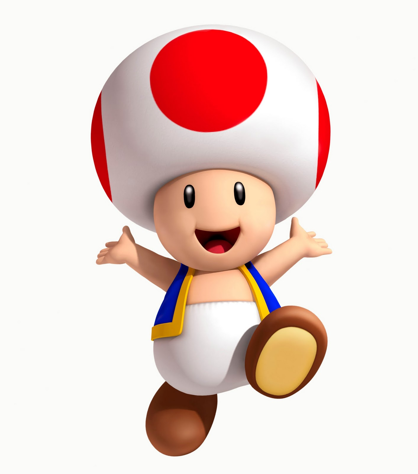 Neko Random  A Look Into Video Games  Toad