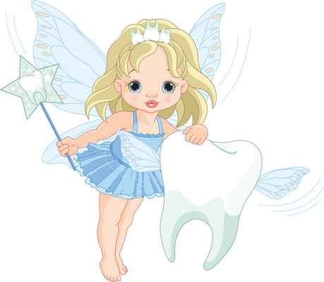 Tooth Fairy Clipart - Clipart Kid