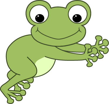 Frog Jumping Clipart Jumping Frog Clipart -...