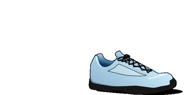 Nike Tennis Shoe Clipart - Clipart Kid