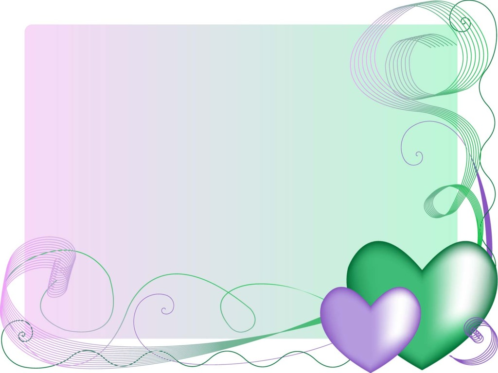 Cute Colorful Heart Clipart
