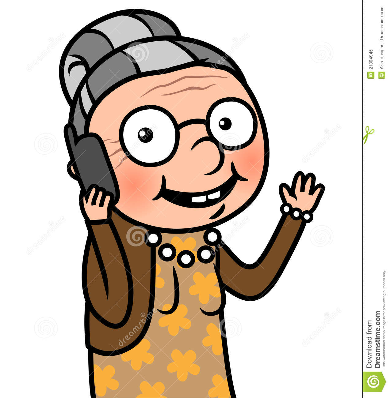 Woman On Phone Clipart - Clipart Suggest