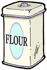 Free Flour Clipart   Free Clipart Graphics Images And Photos  Public