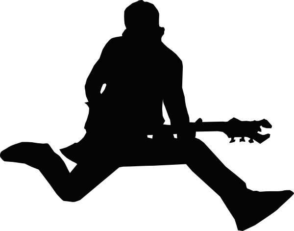 Guitar Player Clip Art At Clker Com   Vector Clip Art Online Royalty