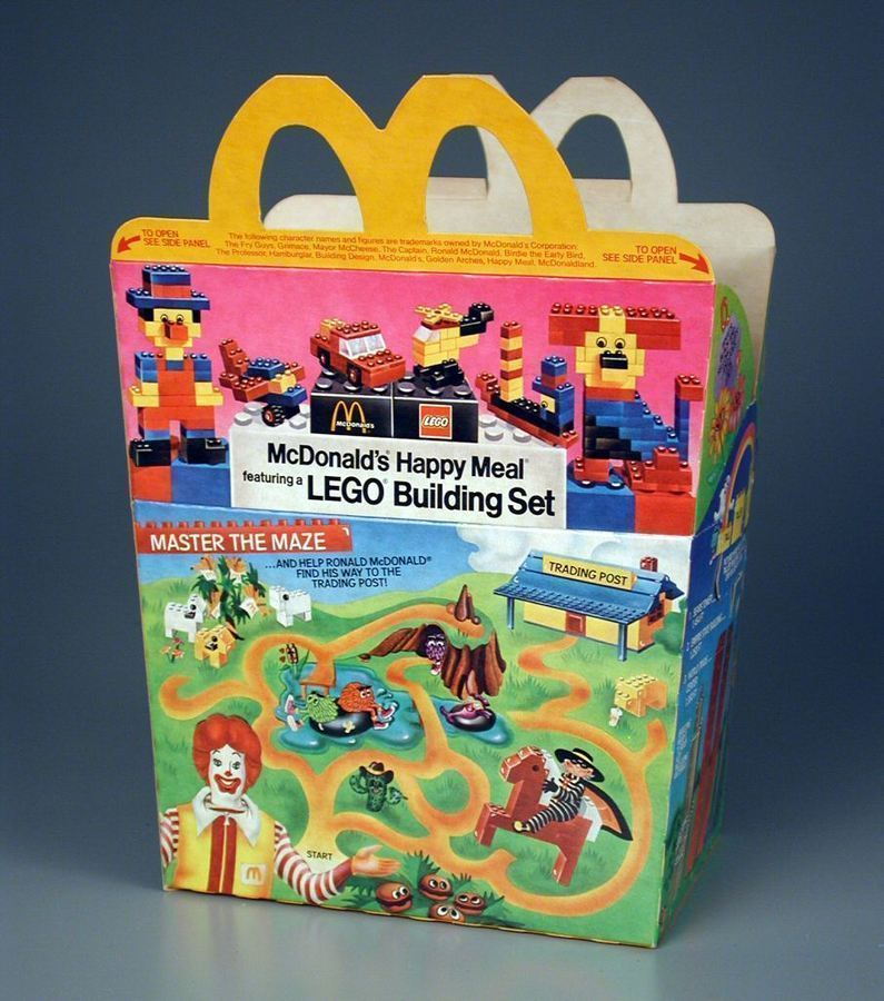 Mcdonalds Happy Meal Clipart Mcdonald S Happy Meal
