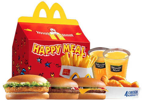 Mcdonalds Happy Meal Mcdonalds Happy Meal Fields Said Happy Meals Will
