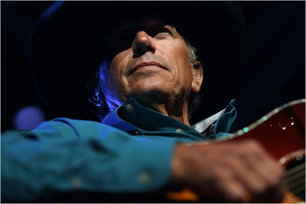 Music Review   George Strait   At Pnc Bank Arts Center Country S