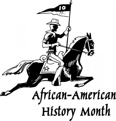African American History Month Clip Art Free Vector In Open Office