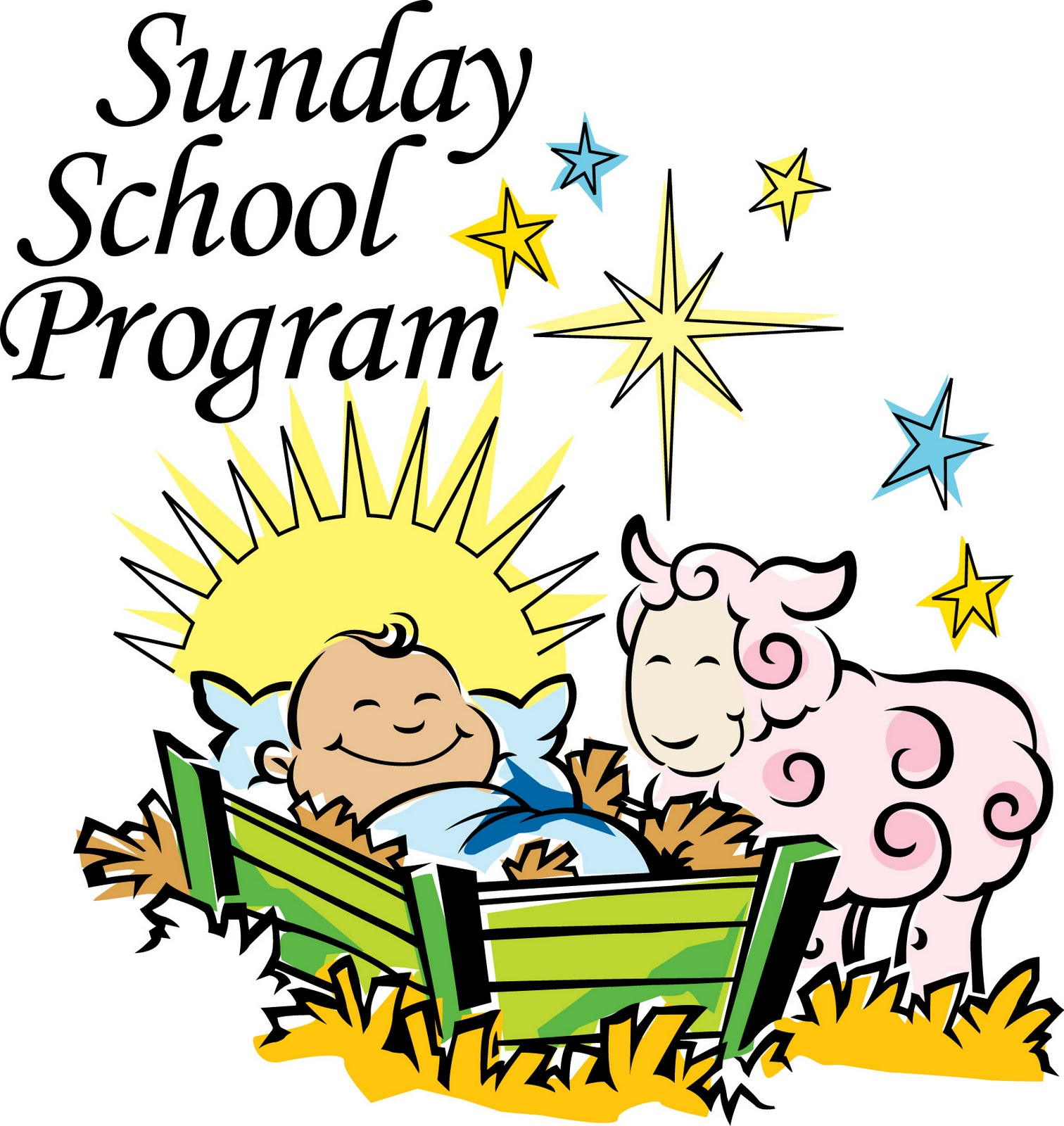 Similiar Church Program Clip Art Keywords