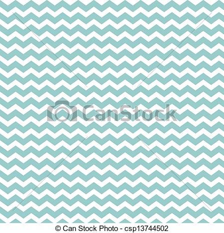 Vector Clipart Of Chevron Pattern   Classic Chevron Pattern Light Blue