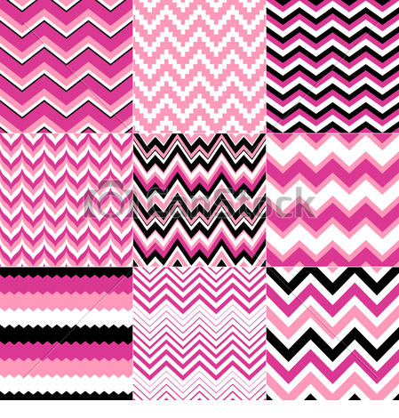 Vector   Seamless Chevron Pattern   Stock Illustration Royalty Free