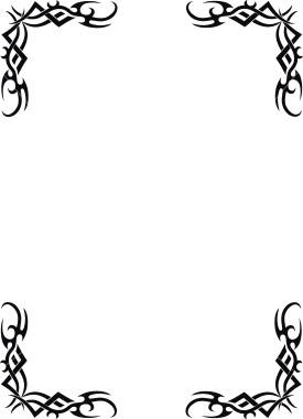 Border Designs Clipart - Clipart Kid