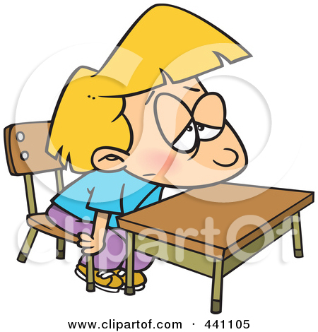 Boy At Desk Clipart   Clipart Panda   Free Clipart Images