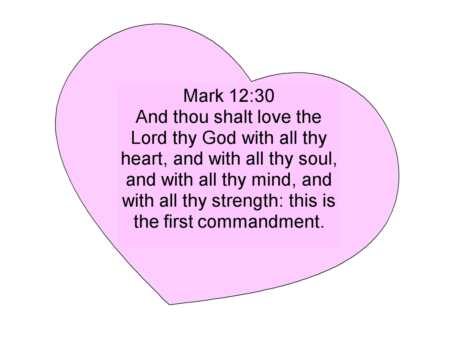 Childrens Gems In My Treasure Box  Valentine Bible Verses On Hearts