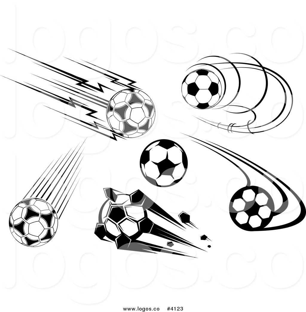 Collage Of Soccer Icon Logos Red And Black Soccer Ball Logo 1 2 Next