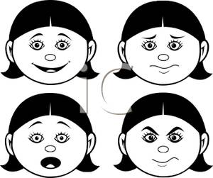 Fears Face Clipart   Cliparthut   Free Clipart