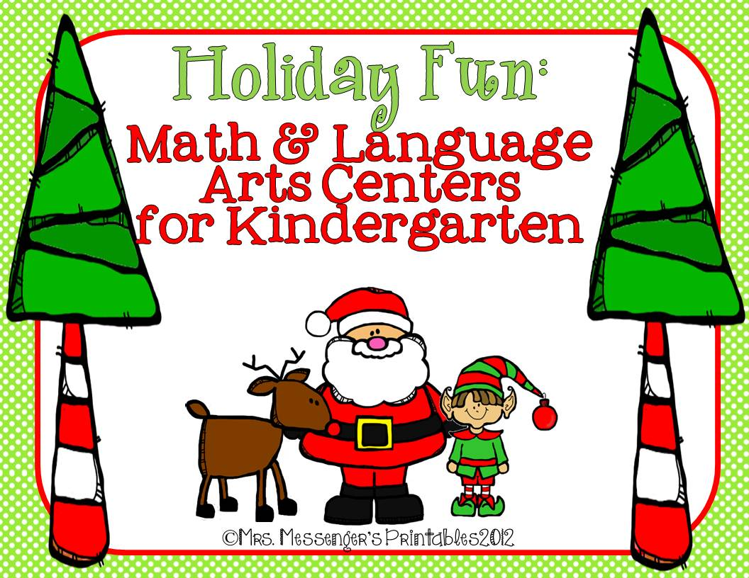 Joy Of Kindergarten  Cyber Monday Sale On Tpt And New Clip Art Preview