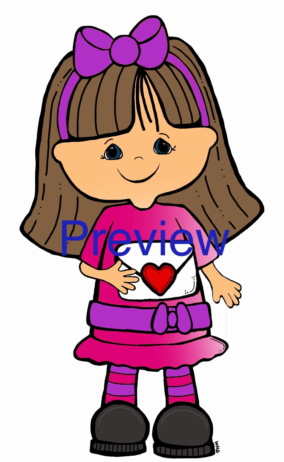 Of February Clip Art  Here Is A Little Preview Of One Of The Files