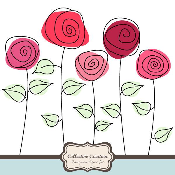 Rose Garden Clipart Clipart Suggest - garden clip art help
