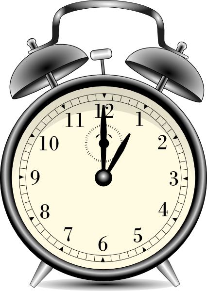 Alarm Clock Clip Art   Images   Free For Commercial Use