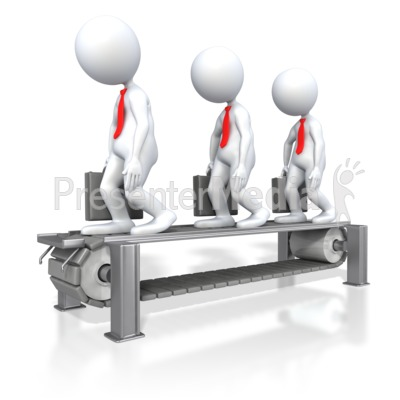 Assembly Line   Business And Finance   Great Clipart For Presentations