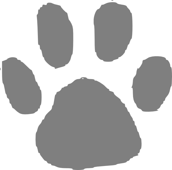 Bear Paw Clip Art At Clker Com   Vector Clip Art Online Royalty Free