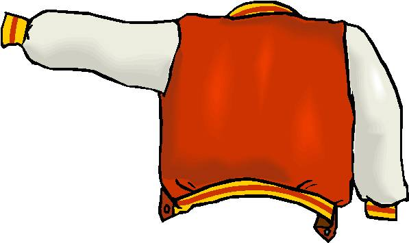 Clothing Clip Art 080610  Vector Clip Art   Free Clipart Images