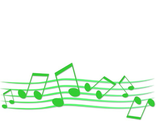 Colorful Music Notes Border   Clipart Panda   Free Clipart Images